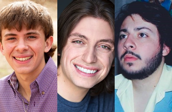 The winners of the 2021 #FilmSA contest include (left to right) Kyle Ward, Evan Materne and Amadeo Rivas. - COURTESY / SAN ANTONIO DEPARTMENT OF ARTS & CULTURE