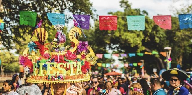 Fiesta 2021 is slated to occur from June 17-27. - FACEBOOK / FIESTA SAN ANTONIO