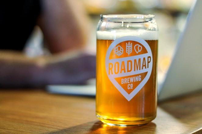 American Craft Beer Week runs May 10-16. - FACEBOOK / ROADMAP BREWING