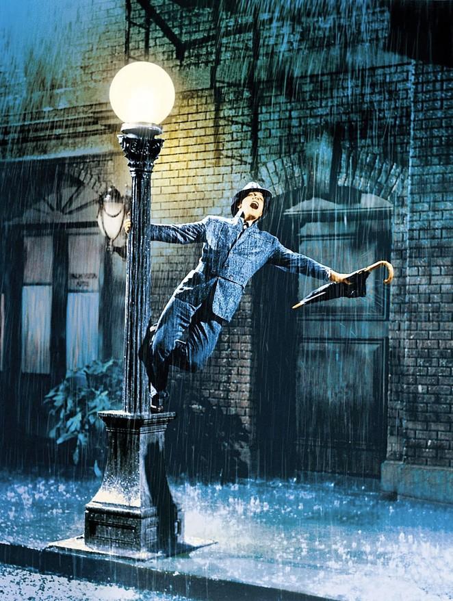 Slab Cinema is screening Singin' in the Rain in Legacy Park. - WARNER BROS. HOME ENTERTAINMENT