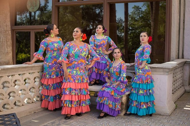 The Guadalupe Dance Company will debut a brand new dance piece commissioned by the McNay. - COURTESY OF MCNAY ART MUSEUM