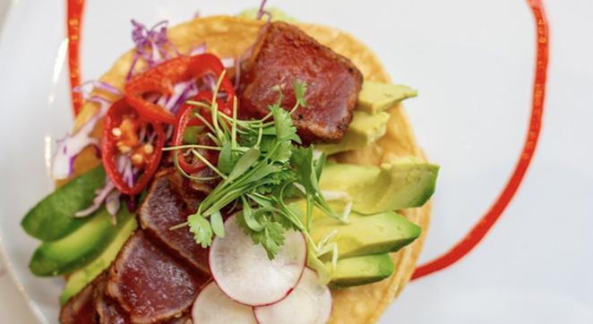 Domingo Restaurant is offering Friday food and drink discounts to locals. - INSTAGRAM / DOMINGOSATX
