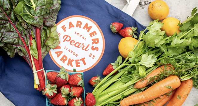San Antonio Farmers Market named one of the best in the U.S. by USA Today. - PHOTO COURTESY OF PEARL