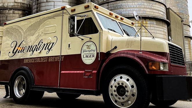Pennsylvania's D.G. Yuengling & Son brewery has begun brewing its famous suds in Texas. - INSTAGRAM / YUENGLINGBEER