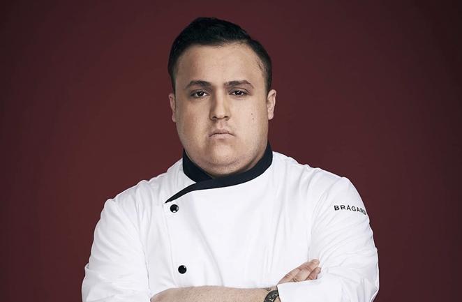 Chef Antonio Ruiz will be competing in the upcoming season of Hell's Kitchen: Young Guns. - INSTAGRAM / CHEFANTONIORUIZ