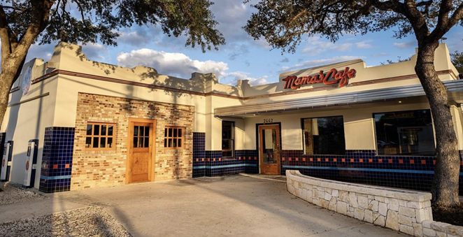 Longtime San Antonio staple Mama's Cafe has reopened after two  years of renovations. - INSTAGRAM / MAMASCAFESA