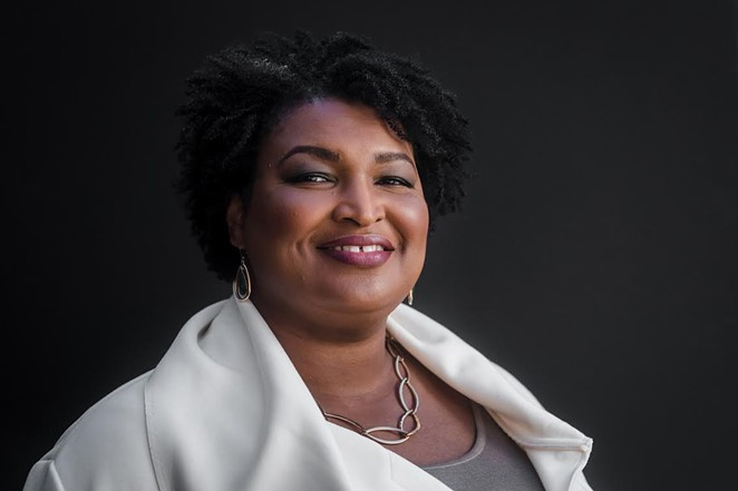 Voting rights advocate Stacey Abrams is kicking off her fall speaking tour in the Alamo City. - COURTESY PHOTO / TOBIN CENTER