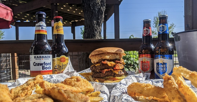 Willie's Grill & Ice House will open a location in nearby Cibolo next week. - INSTAGRAM / WILLIESGRILL