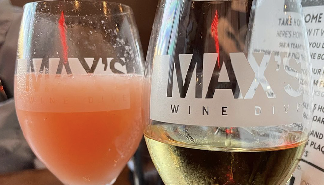 Max's Wine Dive will hold a special Heroes, Villains & Vino Wine Dinner this week. - INSTAGRAM / MCFALLJ