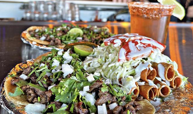 La Maceta Tapatio has officially taken over the kitchen at Northside music venue Picks Bar. - FACEBOOK / LA MACETA TAPATIOS