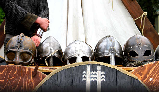 The Texas Viking Festival is held to coincide with the summer and winter solstices. - COURTESY PHOTO / TEXAS VIKING FESTIVAL