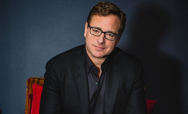 Bob Saget will perform two stand-up shows at LOL Comedy Club on Sunday. - COURTESY OF LOL COMEDY CLUB