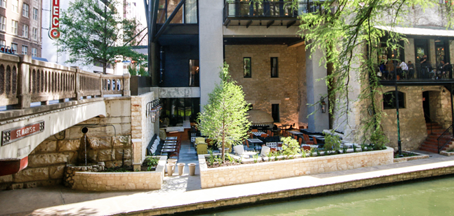 Domingo Restaurante has launched their 2021 Fiesta River Parade viewing package for the Texas Cavaliers River Parade on June 21. - AMANDA MERCER FOR CANOPY BY HILTON SAN ANTONIO RIVERWALK