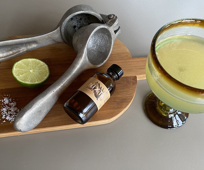 Nixta Licor de Elote  is a liqueur unlike any you will have tasted before. - RON BECHTOL