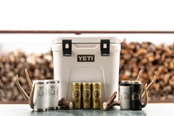 The new Ranch Water is the culmination of a special partnership with Yeti Capital. - PHOTO COURTESY EPIC WESTERN COCKTAIL CO.