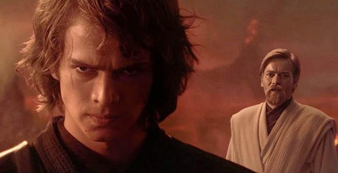 Star Wars prequel trilogy stars Hayden Christensen and Ewan McGregor will appear at Celebrity Fan Fest this summer. - WALT DISNEY STUDIOS MOTION PICTURES