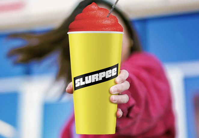 7-Eleven will give away free Slurpees during the month of July. - INSTAGRAM / 7ELEVEN