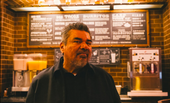 George Lopez has launched a sitcom career into stints as a late night host and newer ventures as a podcaster and restaurateur. - COURTESY IMAGE / GEORGE LOPEZ