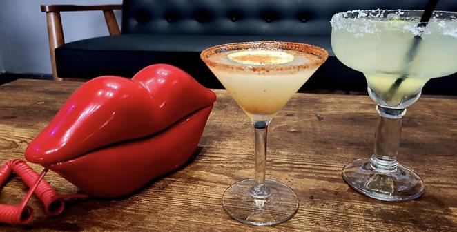 Chismosas Cantina y Comida Texicana offers up fresh cocktail options. - INSTAGRAM / SANANTONIOBARSOFFICIAL