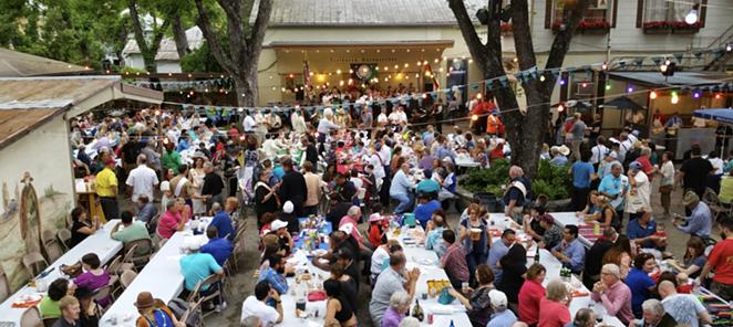 Beethoven Männerchor's Five-day Fiesta Gartenfest is underway. - FACEBOOK / BEETHOVEN MÄNNERCHOR
