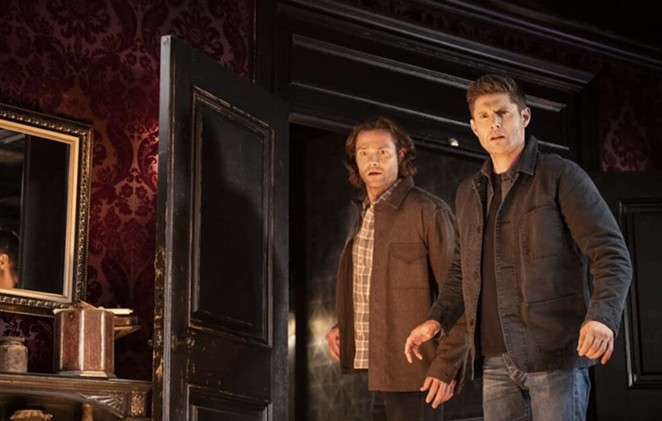After starring together in 15 seasons of Supernatural, one Winchester brother appears to be returning without the other. - THE CW