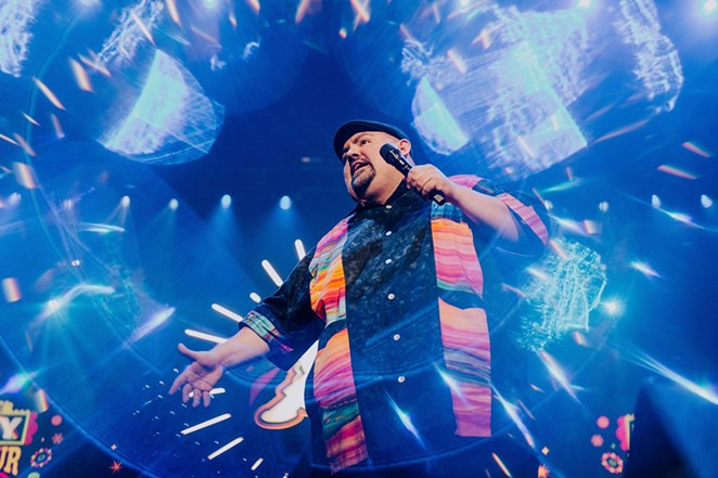 """""""I still need people and a microphone and a stage,"""" Iglesias says of his decision not to perform any virtual shows. - COURTESY OF GABRIEL IGLESIAS"""
