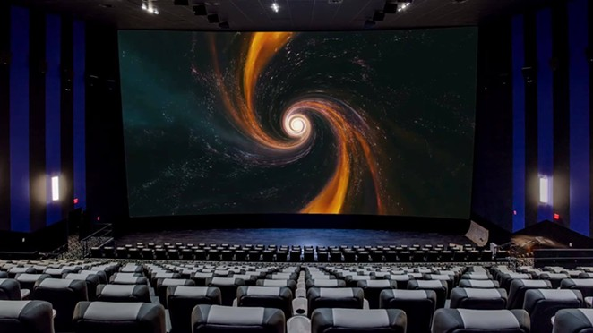 Many people now feel safe enough to resume watching films in theaters — including the Current's movie critic. - FACEBOOK / SANTIKOS ENTERTAINMENT