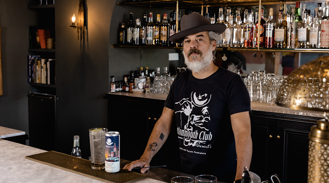 Bartender Michael Neff has unveiled a recent partnership with Drifter Craft Cocktails. - PHOTO COURTESY DRIFTER CRAFT COCKTAILS