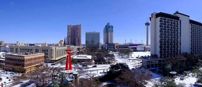A report from San Antonio's Committee on Emergency Preparedness puts some of the responsibility for the failures during February's storm on CPS Energy and SAWS. - JOE WEBB