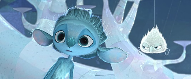 SAMA will screen the English-dubbed version of French animated film Mune: Guardian of the Moon on Friday. - UNIVERSAL PICTURES HOME ENTERTAINMENT