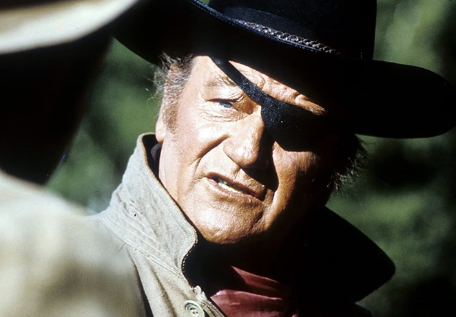 True Grit is such a classic that directing duo Joel and Ethan Coen couldn't help but remake it in 2010. - PARAMOUNT HOME VIDEO