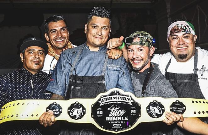 La Fonda de Jaime 2.0 won the Taco Rumble. - INSTAGRAM / BENYANTOVISUALS
