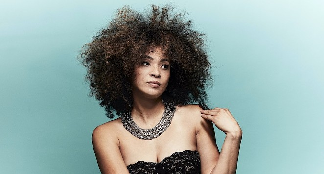 Singer-keyboardist Kandace Springs is one of the headliners of 2021's Jazz'SAlive festival. - COURTESY PHOTO / JAZZ'SALIVE
