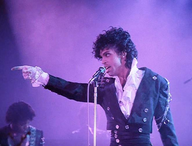 Prince's Purple Rain is a classic of '80s cinema. - WARNER HOME VIDEO