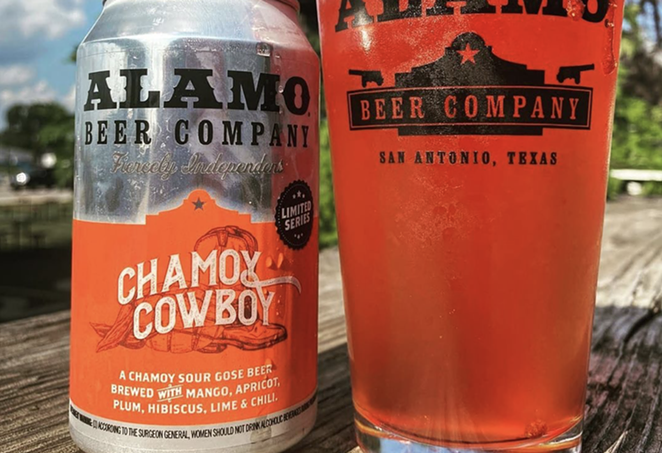 Cowboy Chamoy will be available starting today. - INSTAGRAM / ALAMOBEERCO