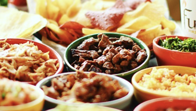 San Antonio's first Fuego Tortilla Grill is now open. - INSTAGRAM / EATFUEGO