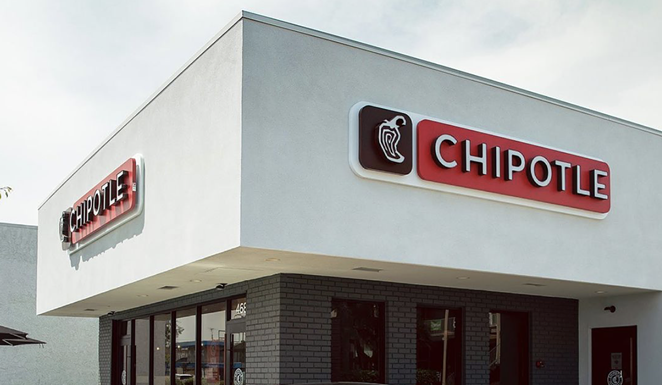 San Antonio's South side will gain first Chipotle location this year. - INSTAGRAM / CHIPOTLE