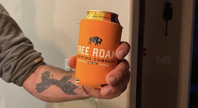Free Roam Brewing Company will soon open in Boerne. - INSTAGRAM / FREEROAMBREWINGCOMPANY