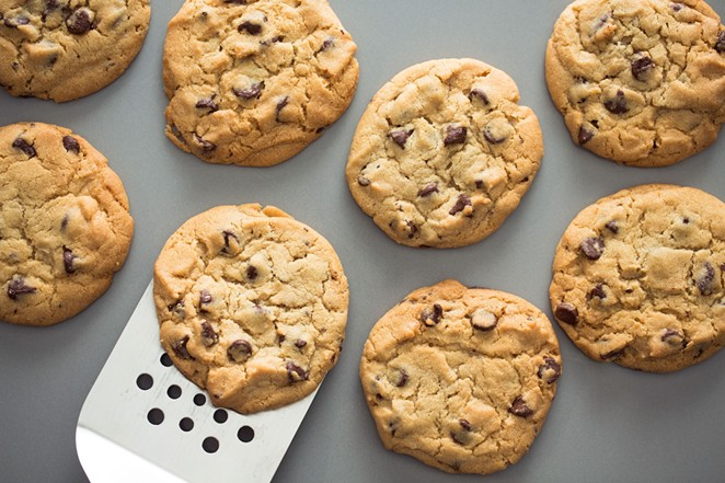 Tiff's Treats locations will give away free chocolate chip cookies August 4. - PHOTO COURTESY TIFF'S TREATS