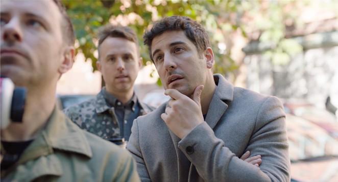 Jason Biggs stars in Lanie Zipoy's The Subject. - COURTESY OF SAN ANTONIO FILM FESTIVAL