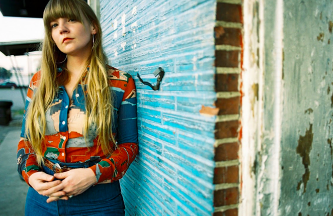 Grammy-nominated singer-songwriterCourtney Marie Andrews is among the performers scheduled for the fourth season of the Lonesome Lounge Sessions. - COURTESY PHOTO / COURTNEY MARIE ANDREWS