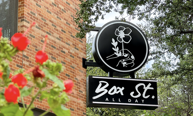 Box Street All Day will open in SA's Hemisfair '68 complex by year's end. - PHOTO COURTESY BOX STREET ALL DAY
