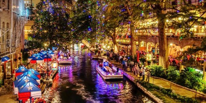 The Ford Holiday River Parade - FACEBOOK / EVENTBRITE FOR ORGANIZERS