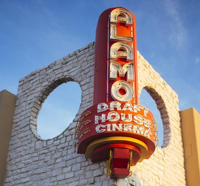 The former Alamo Drafthouse Westlakes is now under the purview of Santikos Entertainment. - COURTESY PHOTO / ALAMO DRAFTHOUSE