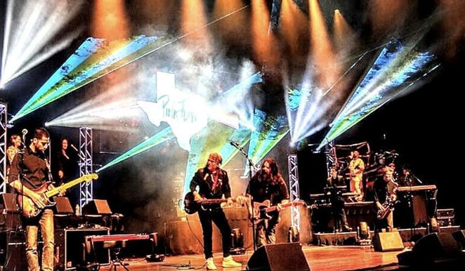 Texas Pink Floyd will headline the Dark Side of the Brew & Skew Music Festival. - INSTAGRAM / TEXASPINKFLOYD