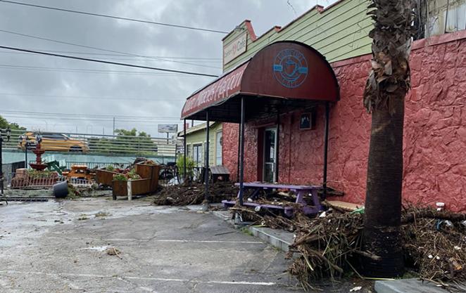 Comfort Café's Bandera location is closed indefinitely after a massive July flood. - FACEBOOK / COMFORT CAFÉ SAN ANTONIO