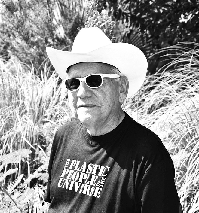 San Antonio poet, playwright and journalist Gregg Barrios grew up in the South Texas town of Victoria before landing in New York City, then San Antonio. - COURTESY PHOTO / GREGG BARRIOS
