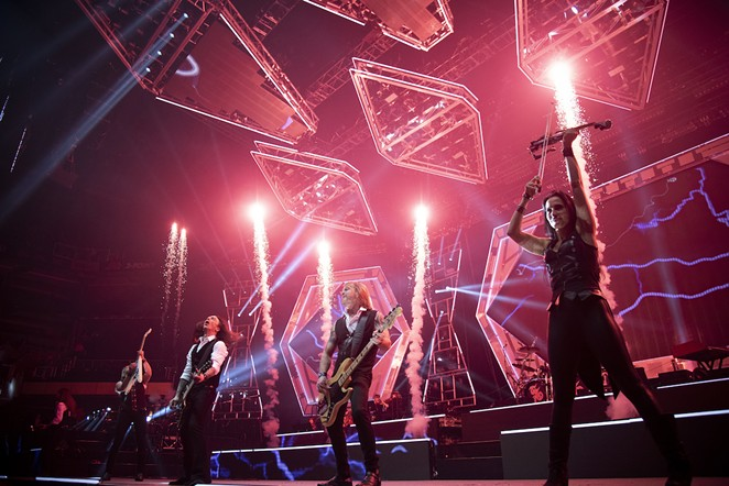 Multi-platinum holiday rockers Trans-Siberian Orchestra will play the AT&T Center in December. - COURTESY PHOTO / TRANS-SIBERIAN ORCHESTRA