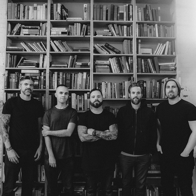 Between the Buried and Me return to the Alamo City with a two-set show at the Rock Box on Tuesday, September 7. - FACEBOOK / BETWEEN THE BURIED AND ME
