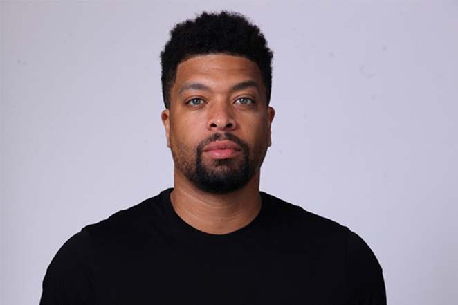DeRay Davis has years of experience both on the circuit and the screen. - COURTESY OF LOL COMEDY CLUB